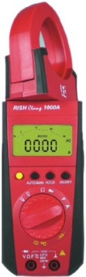 Rishabh Rish Clamp 1000A Digital Multimeter