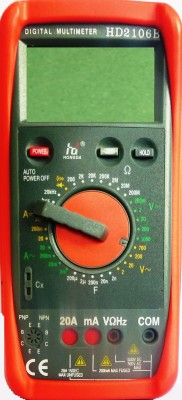HONGDA 4AA digit 19999 counts DMM with terminal blocking protection Digital Multimeter(8000 Counts)