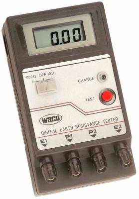 Waco DET- Earth Resistence Tester Digital Multimeter