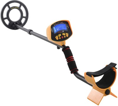 V-TECH Professional Metal Detector Undeground Gold Digger Treasure Hunter with LCD Digital Multimeter(8000 Counts)