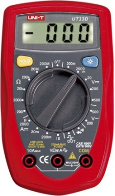 Uni-T UT33D Digital Multimeter