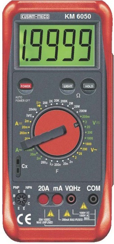 Kusam Meco KM6050 Digital Battery Tester