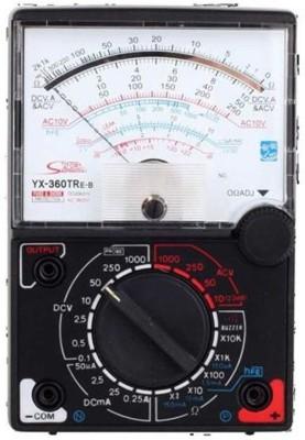 Bellstone BHI Analog Multimeter(Black 2000 Counts)