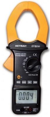 METRAVI DT-9250 Digital Multimeter(Yellow, Black 4000 Counts)