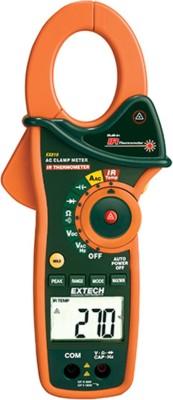 Extech EX810 Clamp Meter Digital Multimeter(Orange, Black 4000 Counts)