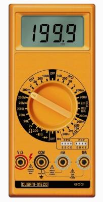 Kusam Meco KM-603 Digital Multimeter