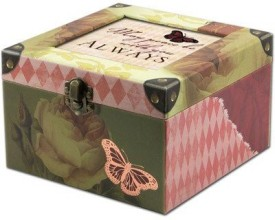 Cottage Garden BPQ1V Music Box