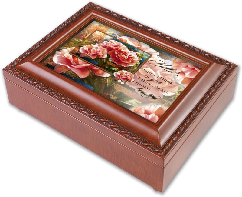 Cottage Garden MB675 Music Box