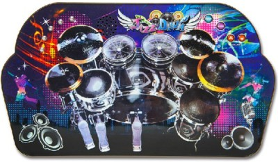 Imported Musical Touch Drum Music Box
