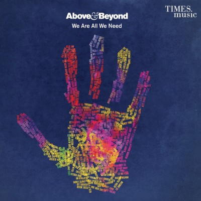 WE ARE ALL WE NEED Audio CD Standard Edition(Instrumental, English - ABOVE & BEYOND)