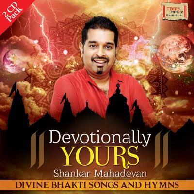 DEVOTIONALLY YOURS Audio CD Standard Edition(Hindi - SHANKAR MAHADEVAN)