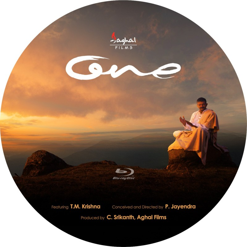 One - Experience Oneness Blu-ray Standard Edition(Tamil - T.M.Krishna)