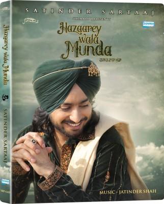 Hazaarey Wla Munda MP3 Special Edition(Punjabi - Satinder Sartaaj)
