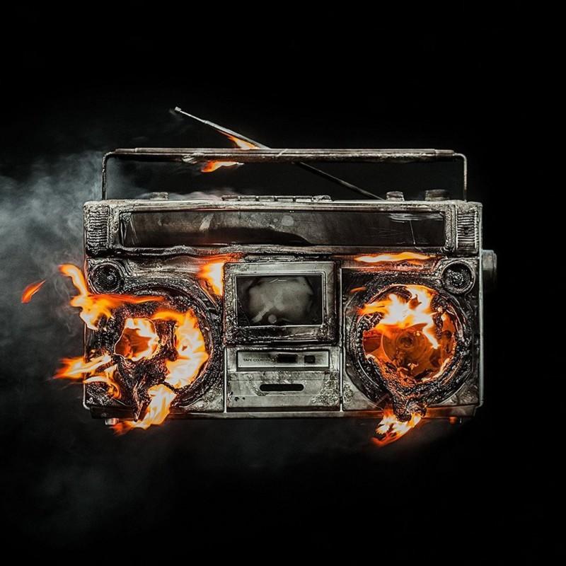 Revolution Radio Vinyl Standard Edition(English - Green Day)