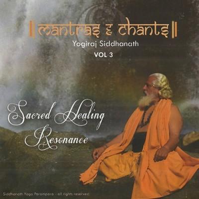 Mantras & Chants - Vol 3 Audio CD Standard Edition