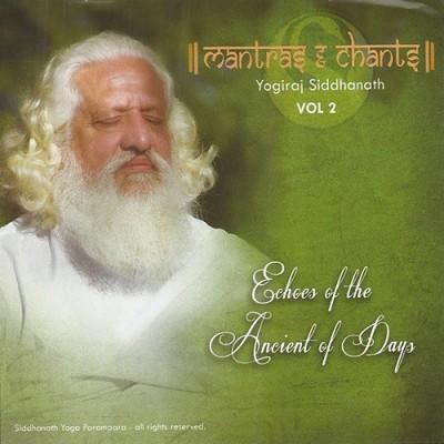 Mantras & Chants - Vol 2 Audio CD Standard Edition