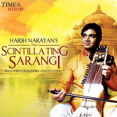 SCINTILLATING SARANGI Audio CD Standard Edition(Instrumental - HARSH NARAYAN)