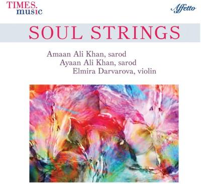 SOUL STRINGS Audio CD Standard Edition(Hindi - AMAAN ALI KHAN, AYAAN ALI KHAN, ELMIRA DARVAROVA)
