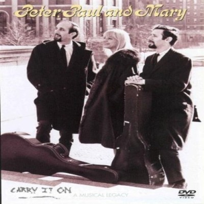 Carry It on: A Musical Legacy DVD Standard Edition