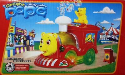 Aryash Highbrow Creation Delight Mini-Dream Bubble Train