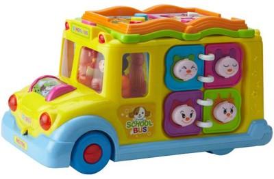 MeeMee Intelligent School Bus
