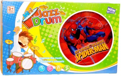 Tabu Mini Jazz Drum Musical Toy Set