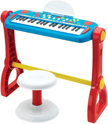 Fisher-Price Play Along Keyboard with Stool