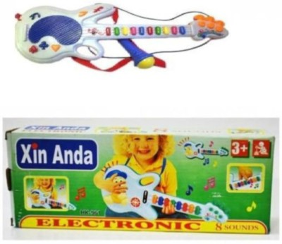Rahul Toys Guitar For Kids In Big Size