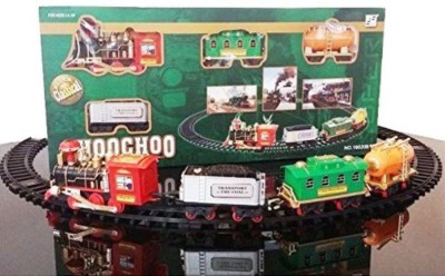 Aryash Highbrow Creation Super Classic Toy Train With Real Smoke