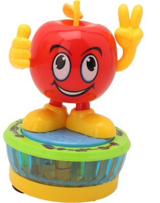Babytintin Carton Apple lighting toys,