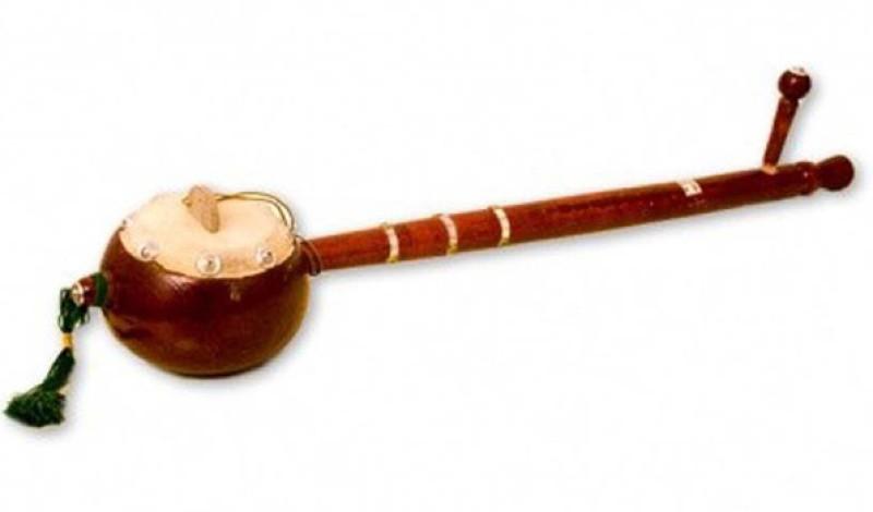 SG Musical Tumbi/Ik Taara(Brown)