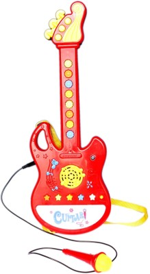 Homeshopeez Musical Guitar With Mic