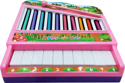 Gift World XyloPhone with Mini Piano - Special Sound Effect
