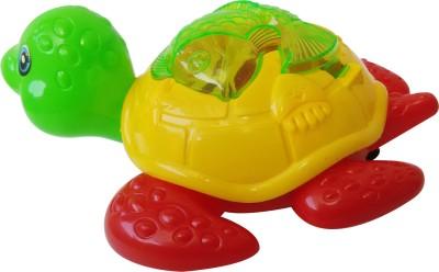 Abhika Studio Multicolour Tortoise Toy