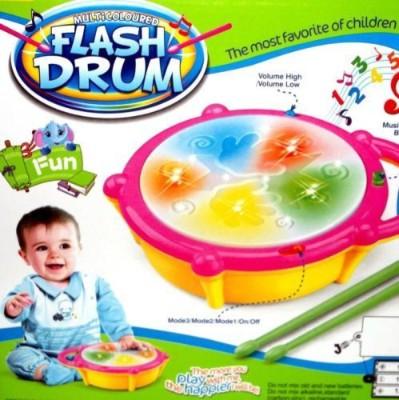 GoMerryKids Flash Drum, Multicolour