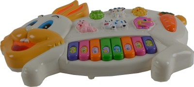 1st Home Rabbits music Piano
