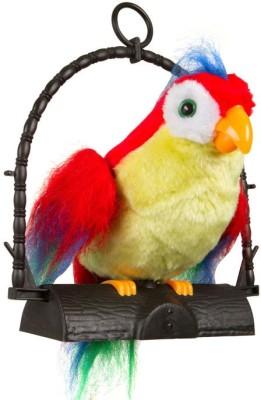zaprap Multicolour Adorable Musical Talking Parrot Toy For Kids