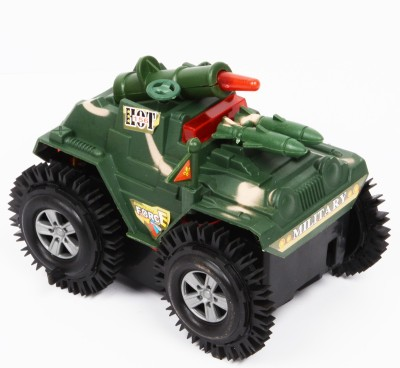 1st Home Military Tanker Jeep