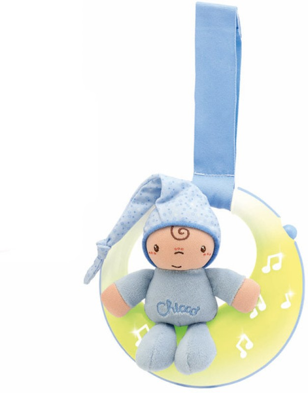 Chicco Musical Nightlight Goodnight Moon(Blue)