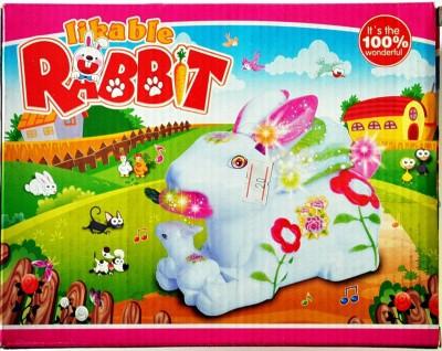 Ruppiee Shoppiee Likable Rabbit