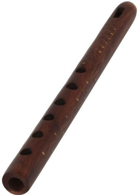 Craft Art India Wooden Flute(Brown)