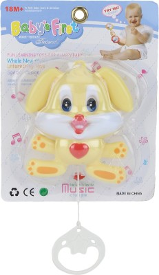 Buds N Blossoms Musical Pull toy