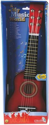 Simba My Music World Play A Guitar 52cm Wooden 6 Nylon