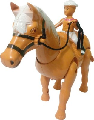Khareedi Musical Walking Horse Toy For Kids