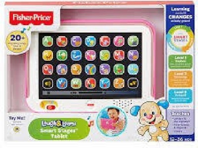 Fisher-Price Laugh N Learn Smart Stages Tablet