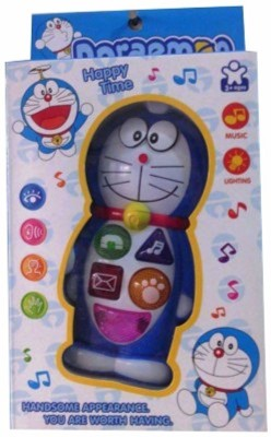 Turban Toys Doremon Musical Mobile Phone Happy Time