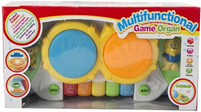 Buds N Blossoms Multifunctional Game Organ