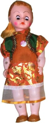 Rahul Toys 6 Light Musical Doll