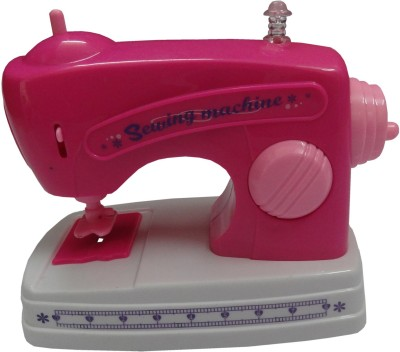 Darvesh Household Popup Sewing Machine(Pink)