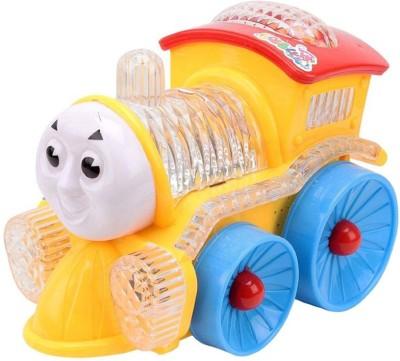 zaprap Musical Thomas Engine With Lights(multicolor)